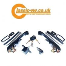 Mk1 Golf Cabrio Full Lock Set, Jetta, Scirocco